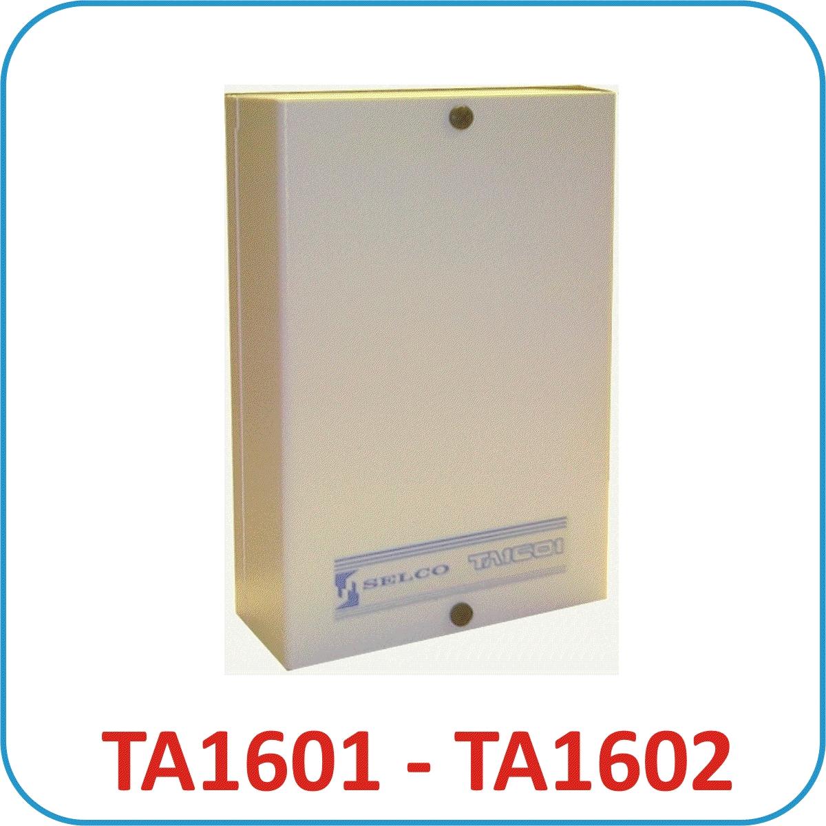 COMBINATORI RETE FISSA TA1601 - TA1602